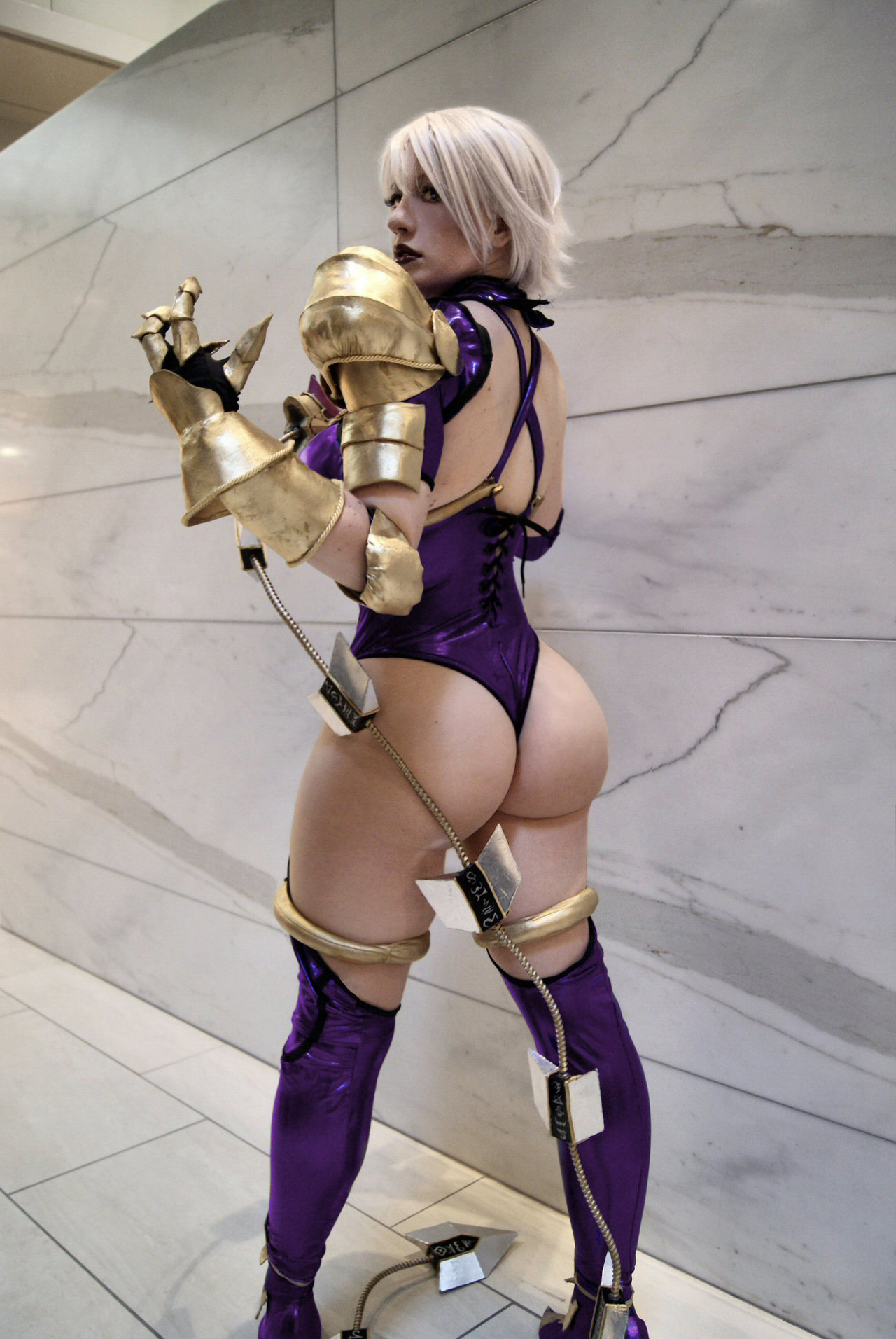 Big ass cosplay