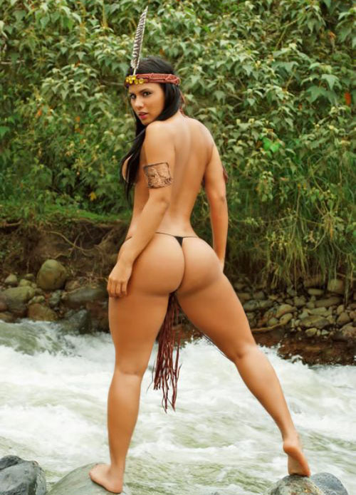 Can Sexy native american girls ass theme