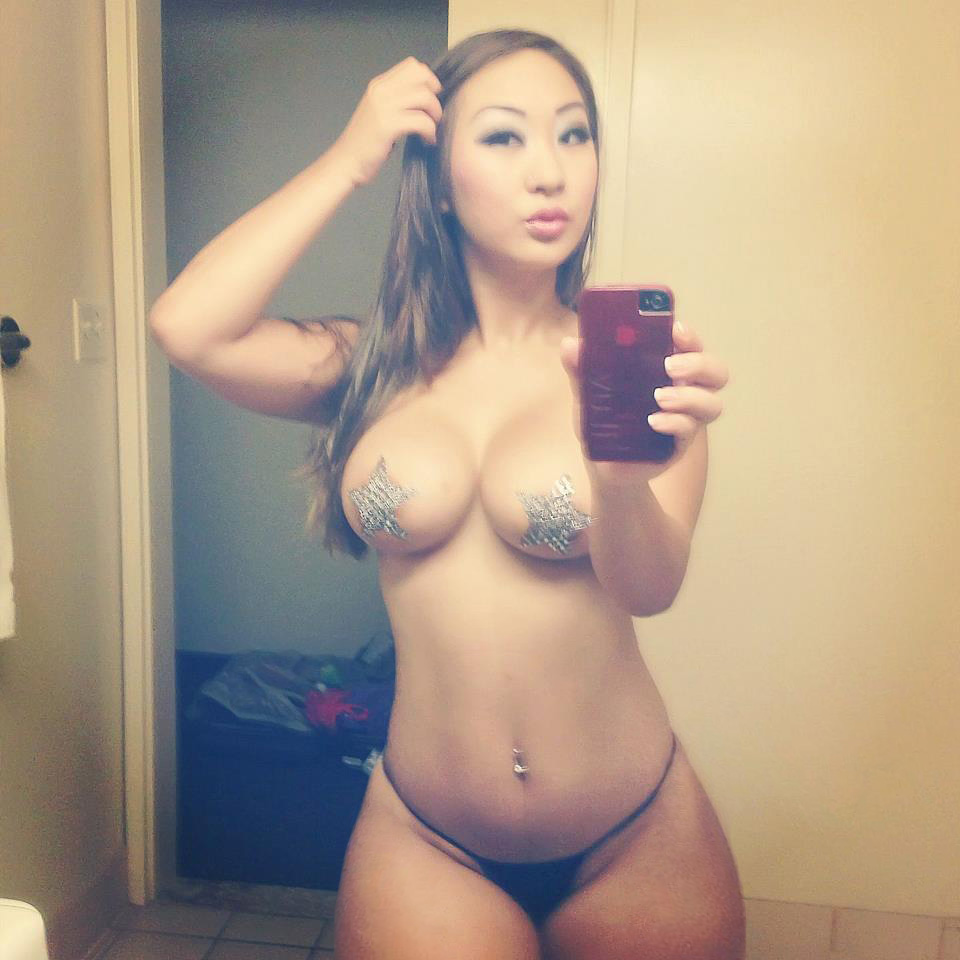 thick busty asian