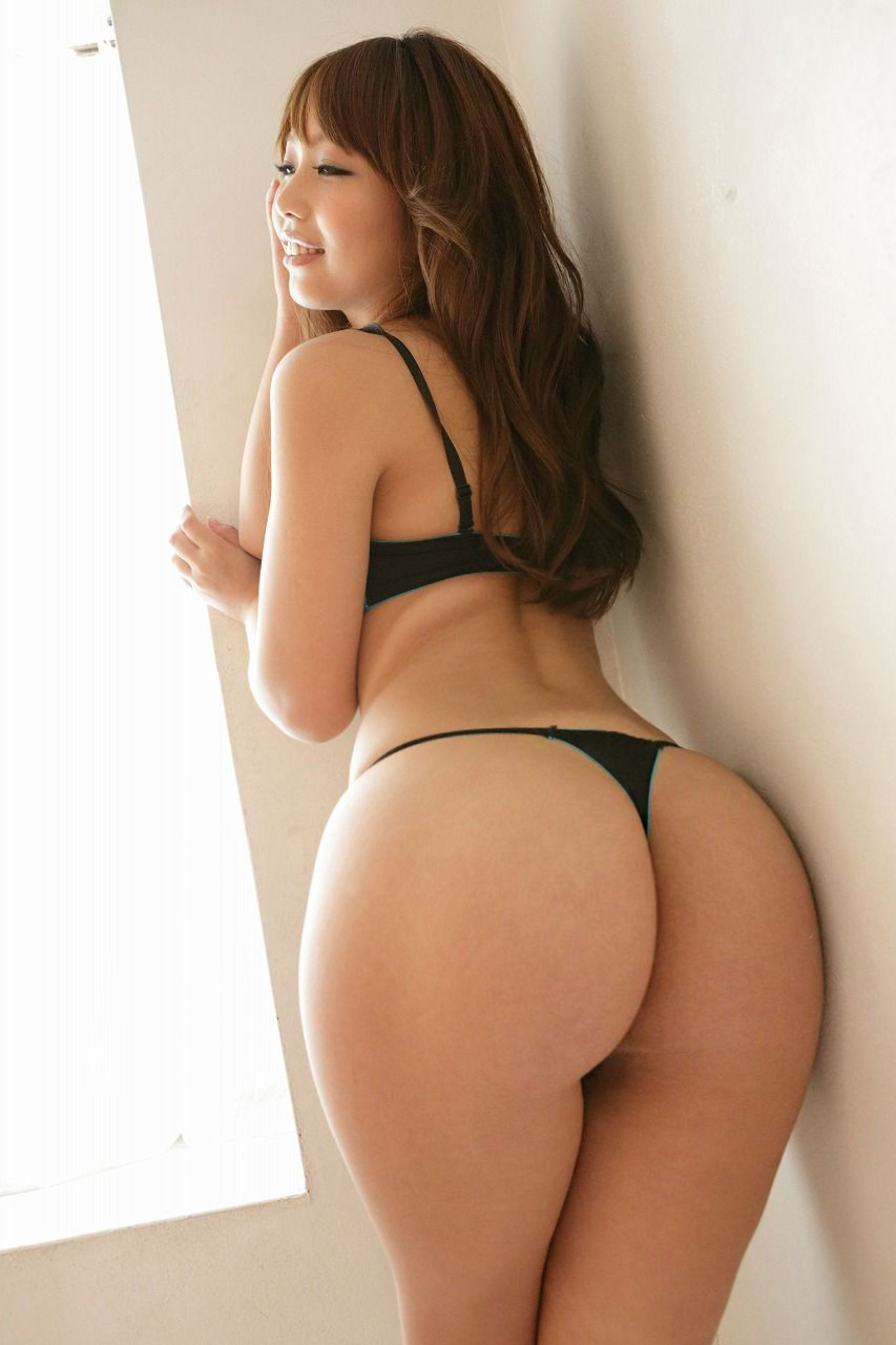 Japanese Women With Big Butts