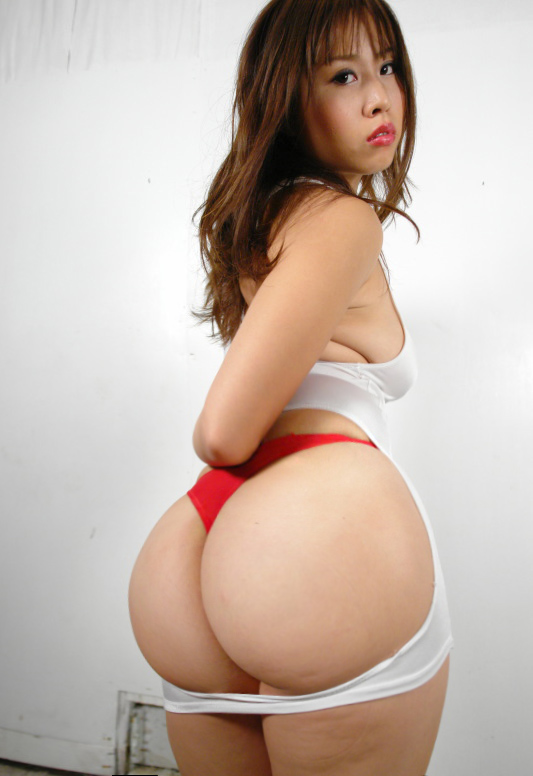 Asian ass porn like her