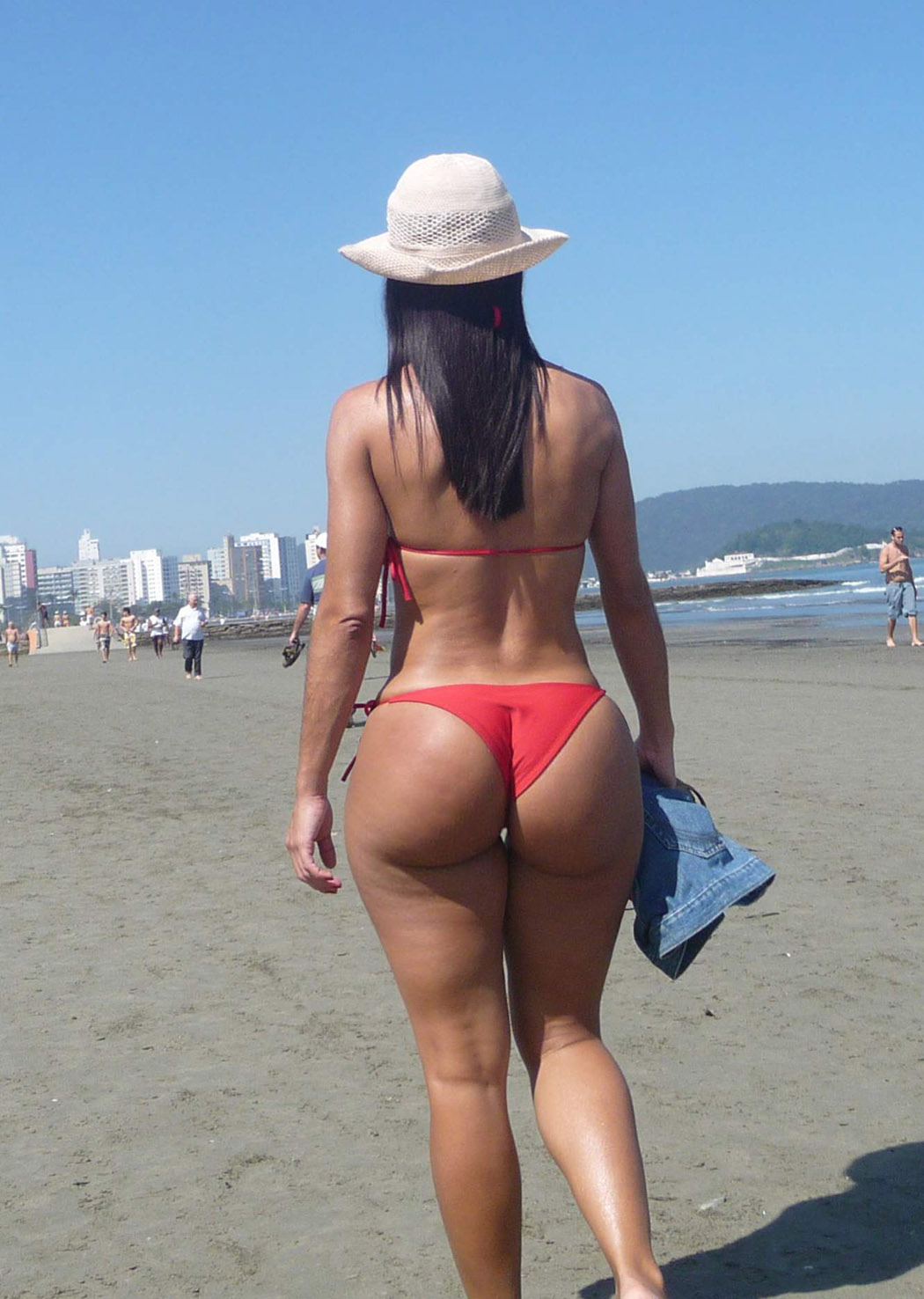 Big ass brazilian booty