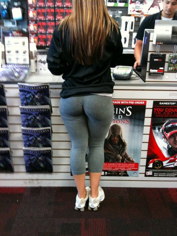 Big booties at nba all star weekend butik work