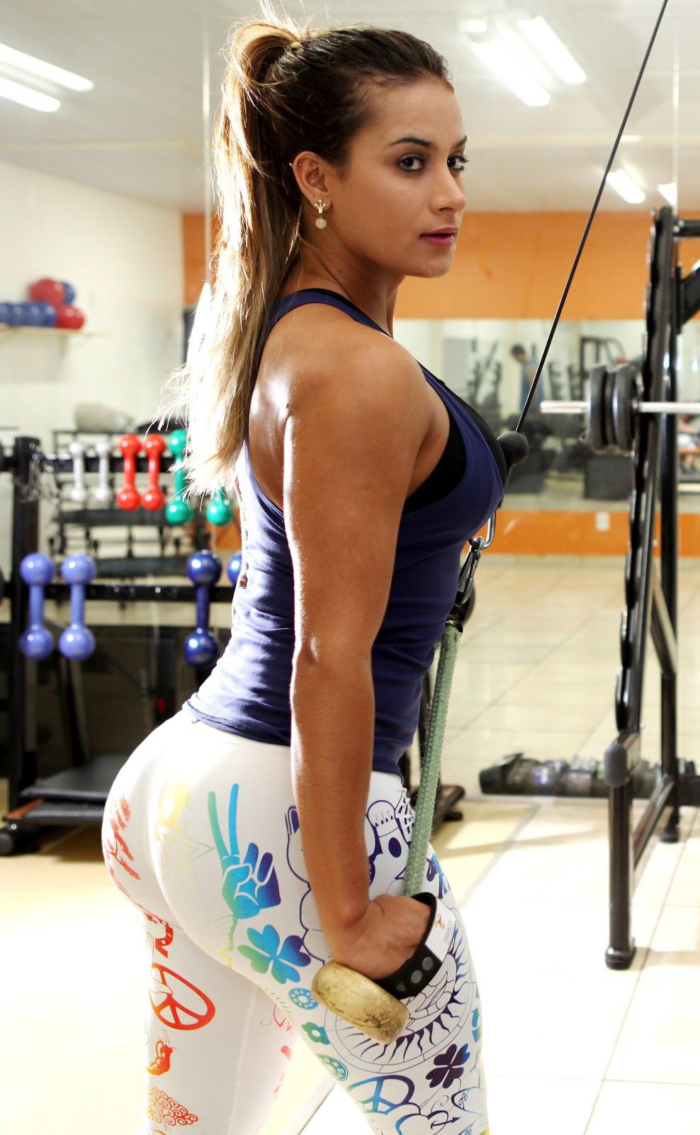 Gym Ass Pics 85