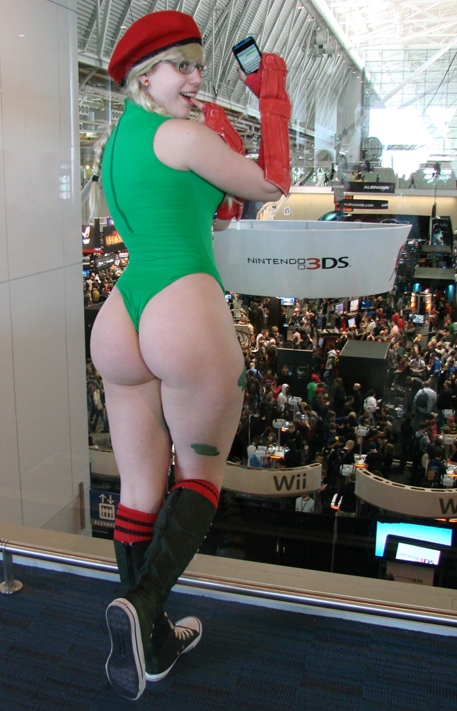 best cosplay ass