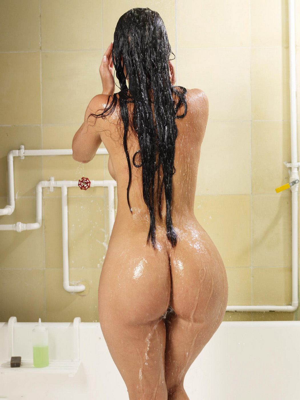 Wet Shower Booty-2755