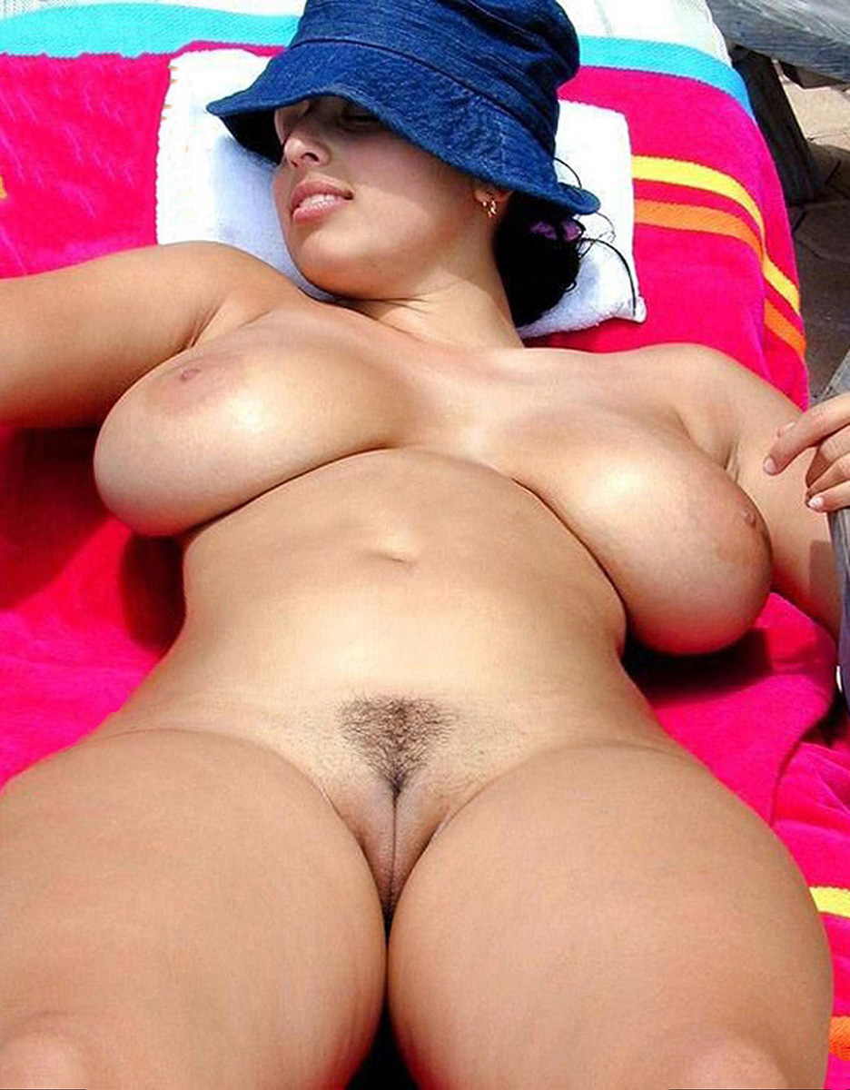 Big and voluptuous