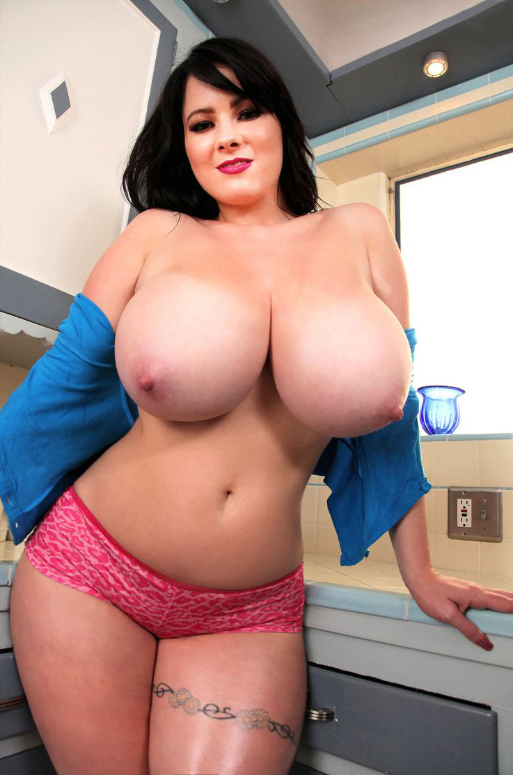 Super huge bbw tits-5208