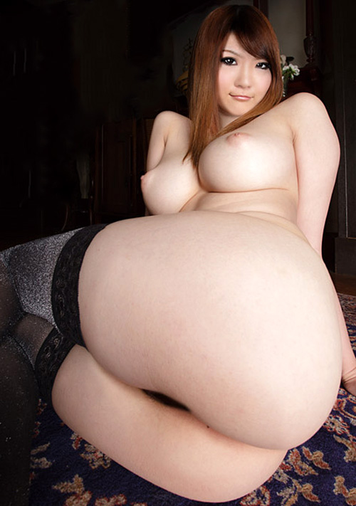 Japanese big ass