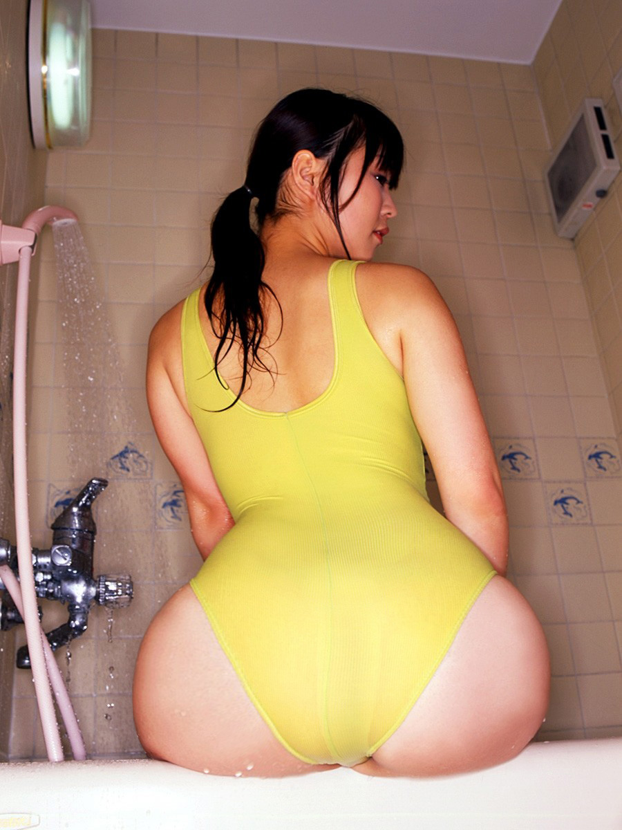 Asian girls booty big