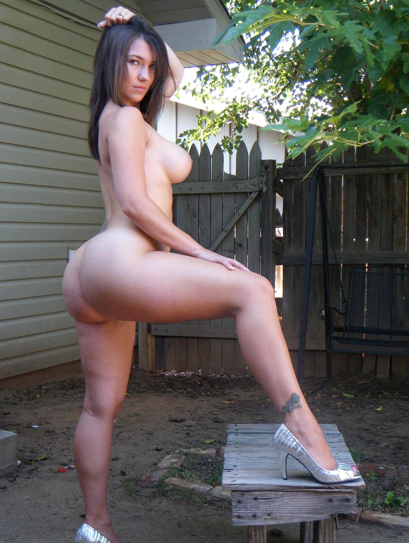 Backyard booty