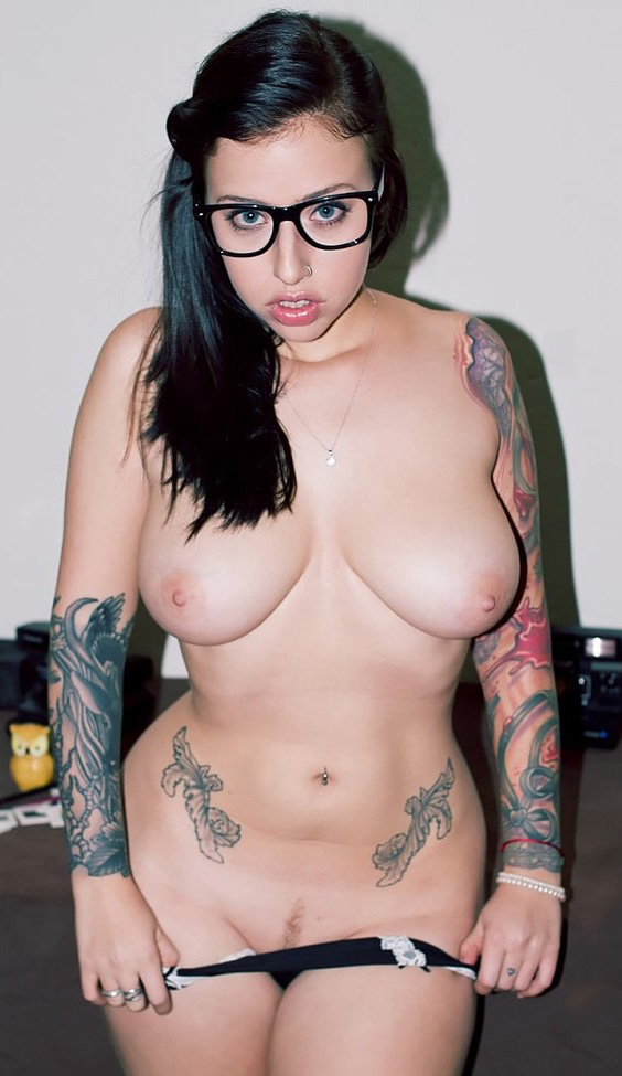from Abram smart girl glasses nude