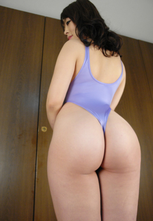 Asian Ass - Part 4 - Booty of the Day