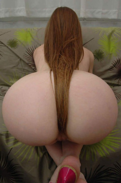 big white women naked butts