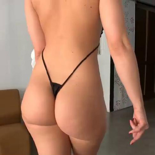 Big ass clapping while fucked