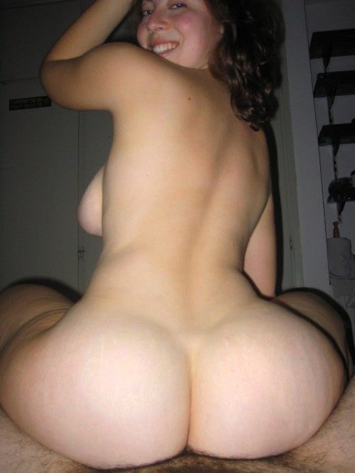 Best big white ass naked like
