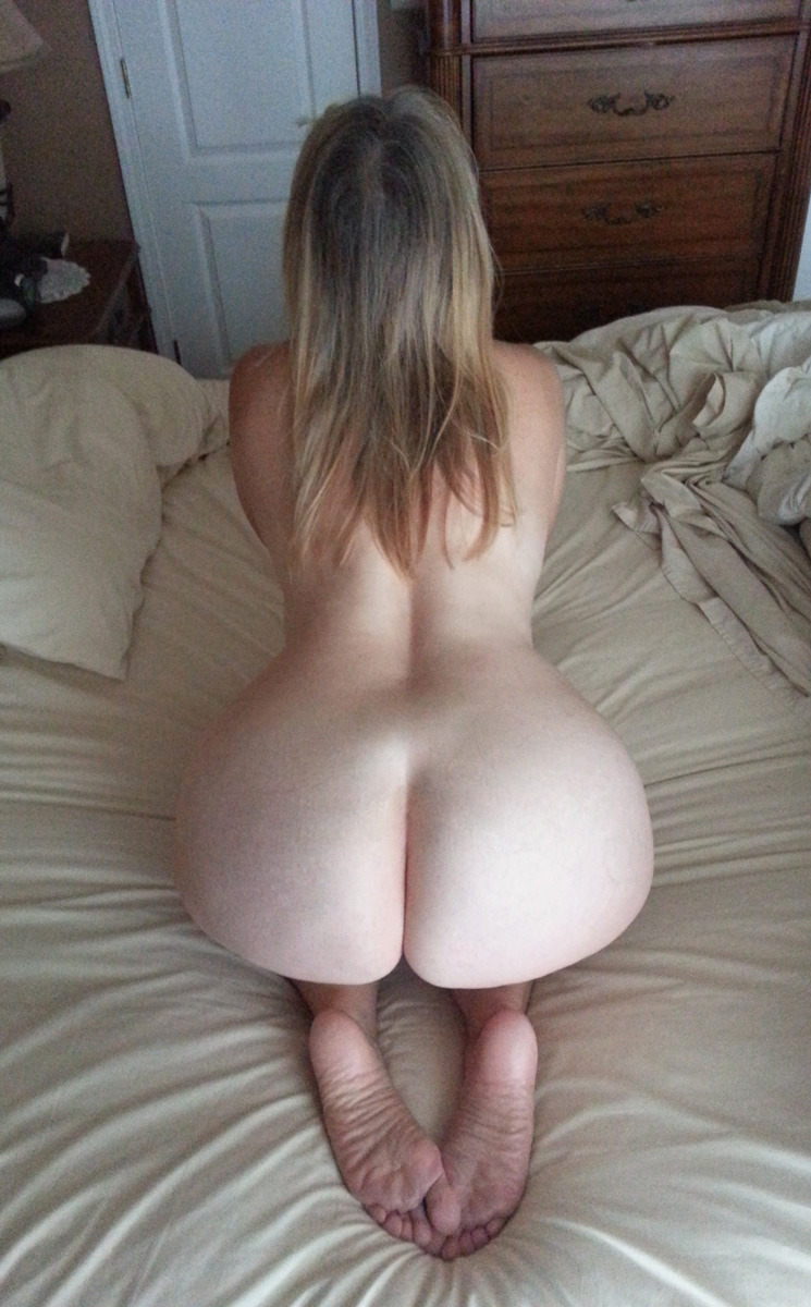 Great big booty milf ass