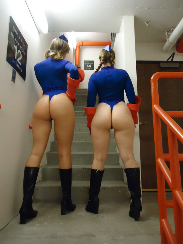 Cosplay Cammies - Booty Of The Day-4657