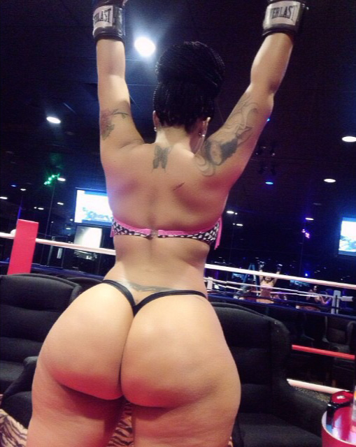 Beautiful booty ass