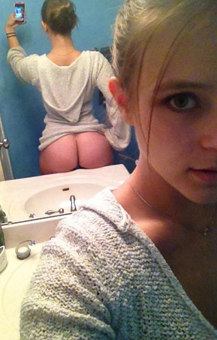 Lynette nude bent over