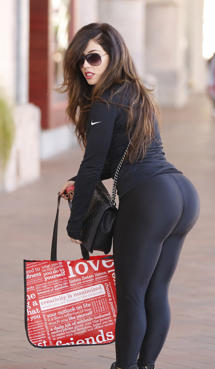 Big Booties in Yoga Pants - Part 6 - Booty of the Day