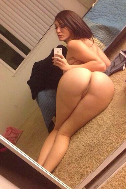 Sexy ass selfies