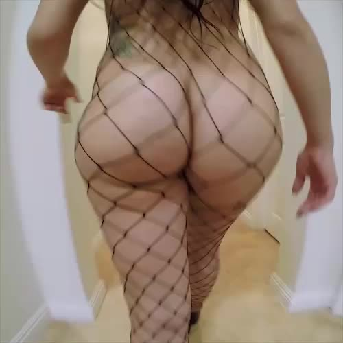 phat ass bubble booty