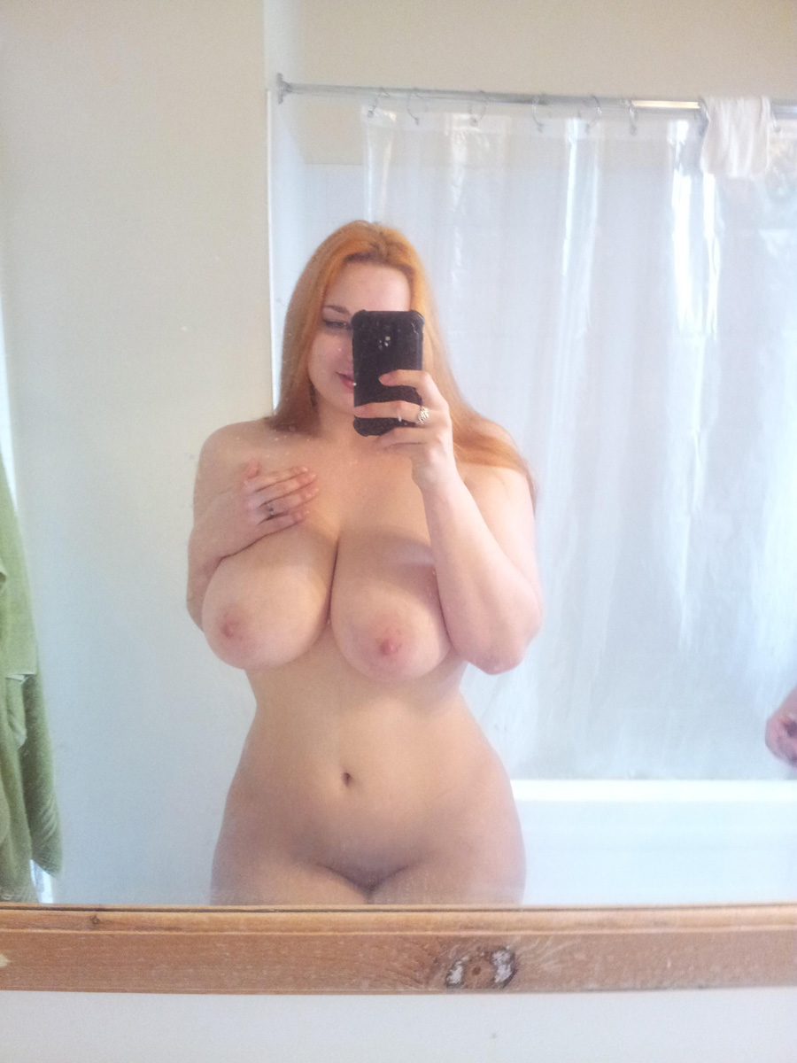 naked girl self taken