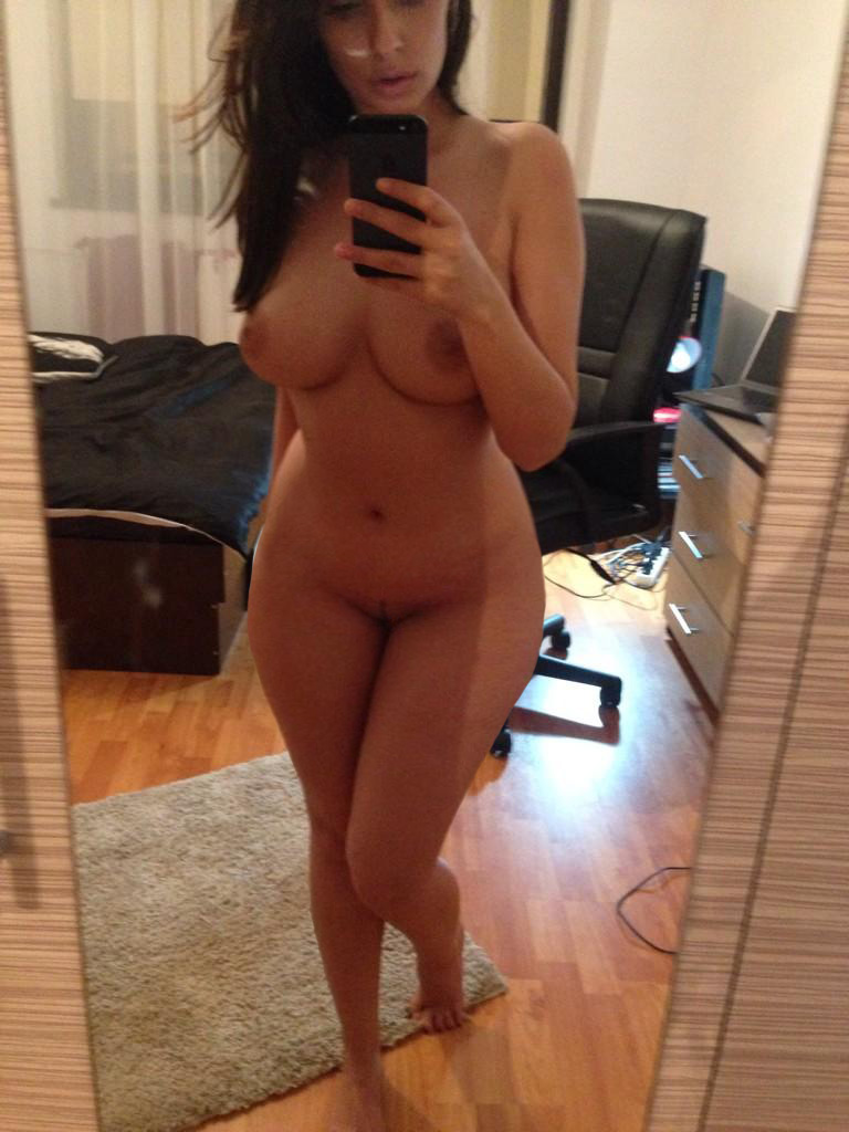 Naked mom self shots #12