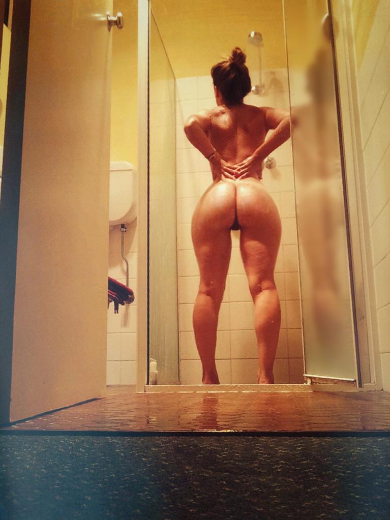 Shower booty