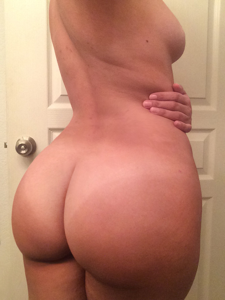 Nude ass selfies consider