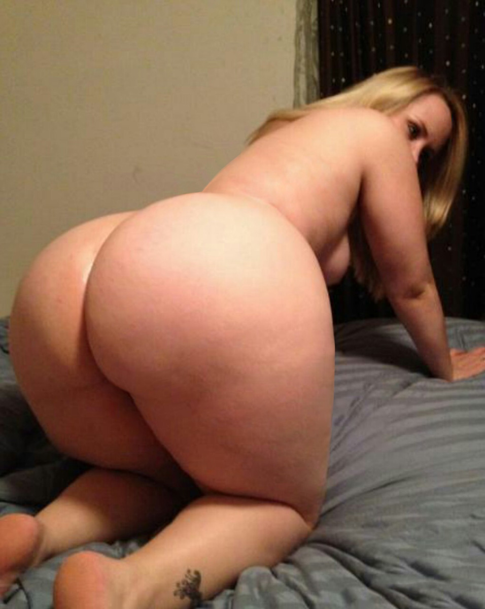 nude wide ass white woman