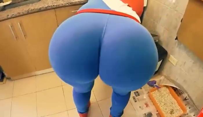 argentina black ass