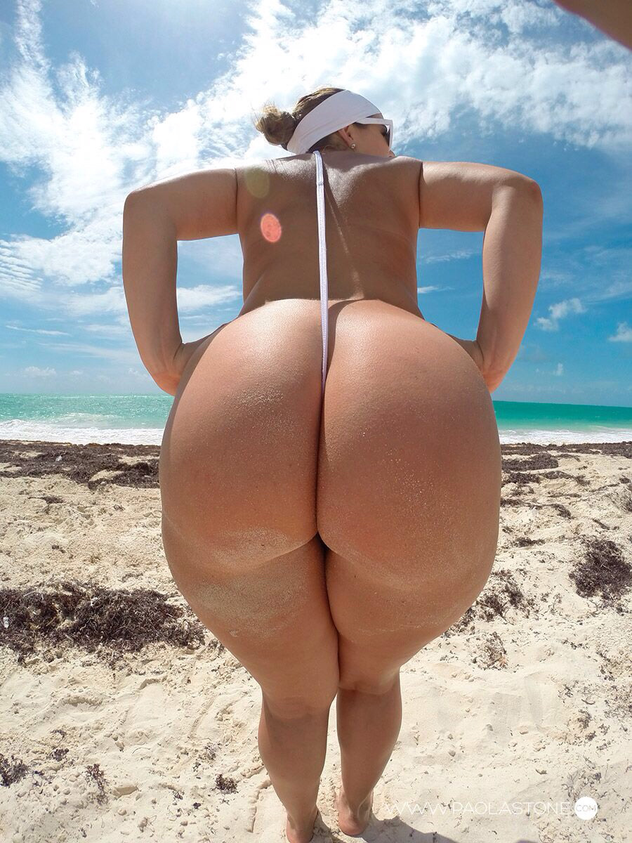 Talented Beach booty nudes have thought