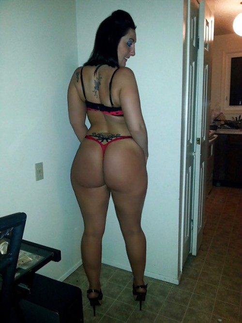 Thick Brunette Whooty - Booty of the Day