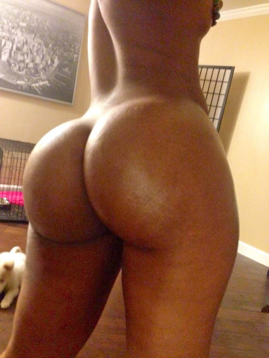 Ebony Booty Black