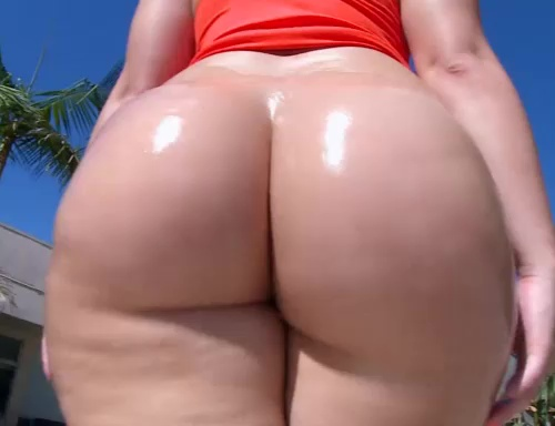 Big fat ass booties