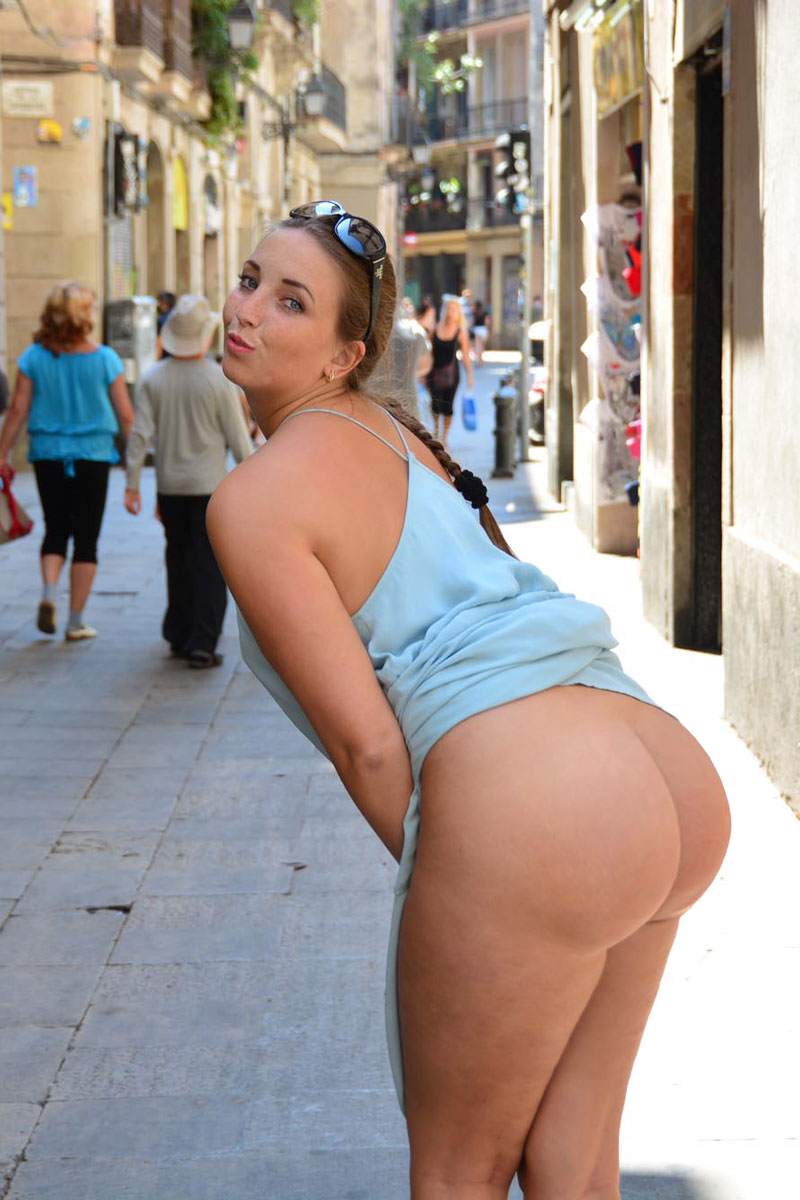 Galleries of babes with round asses 13