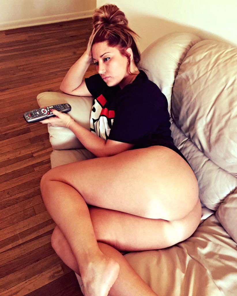 Big Booties On The Couch  Part 2-3768