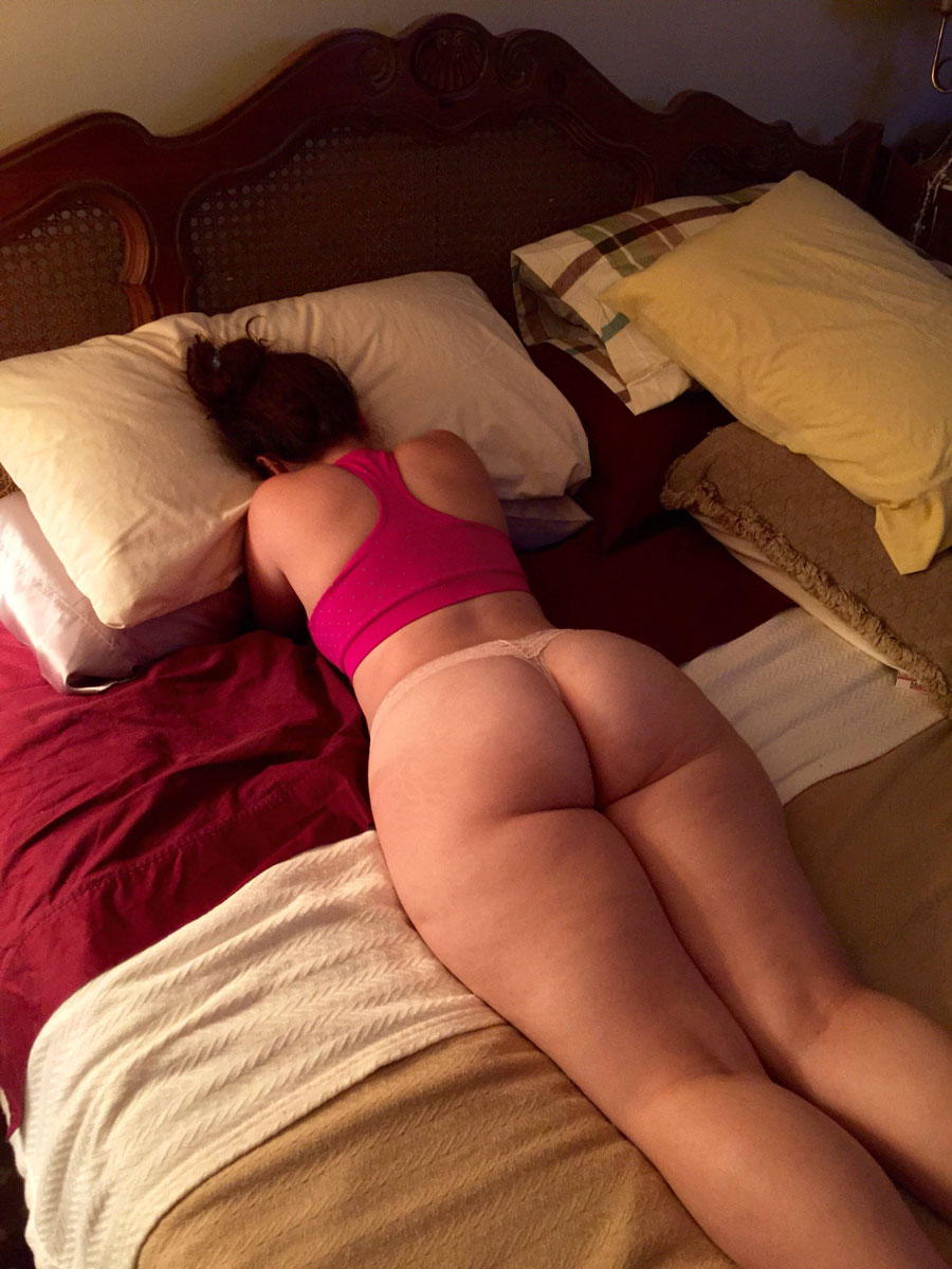 amateur wife ass nude