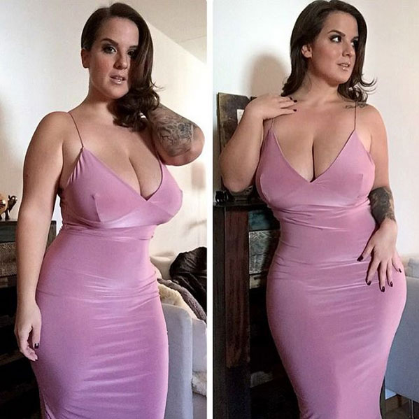 Cute Clothes For Curvy Ladies