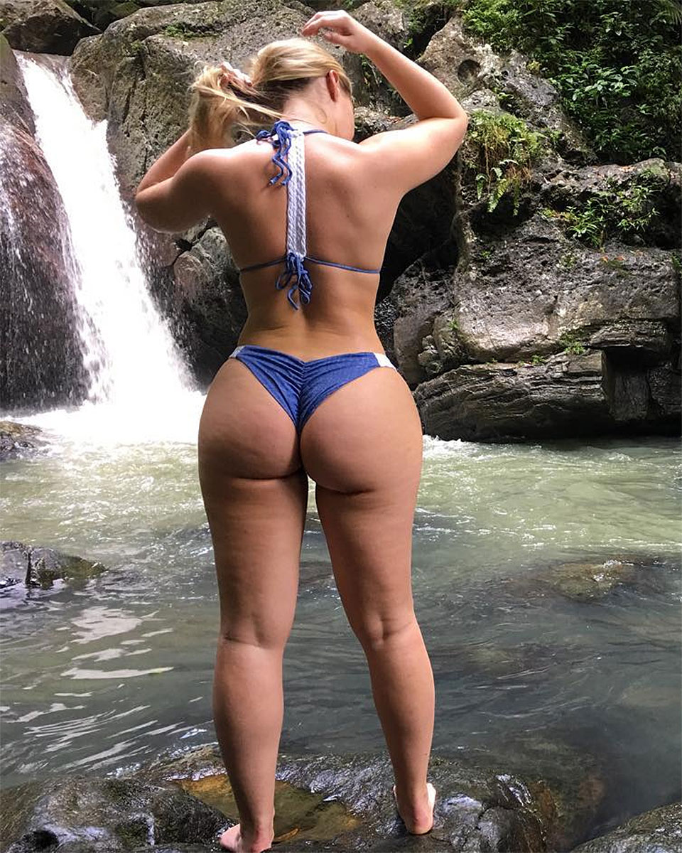 Nude Bubble Ass