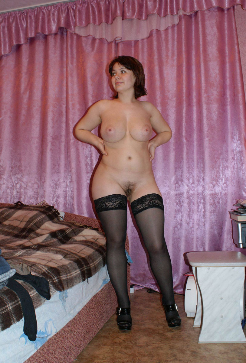 Naked Mature In Stockings 67