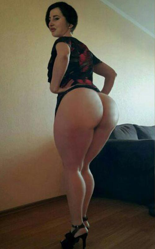 Thick russian ass