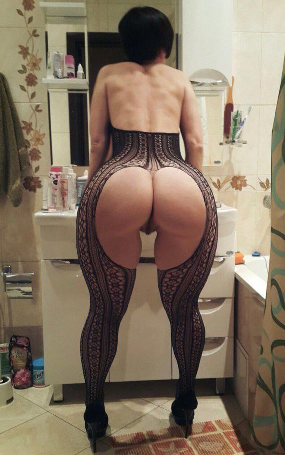 Russian Phat Ass Milf