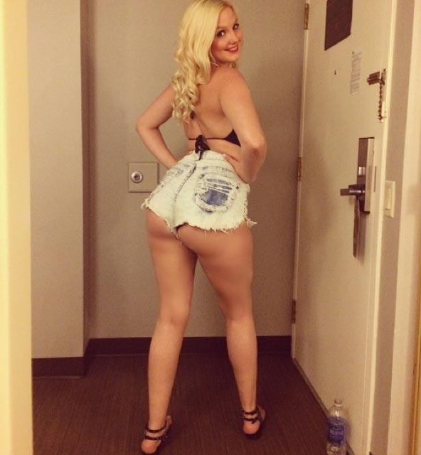 women booty shorts naked